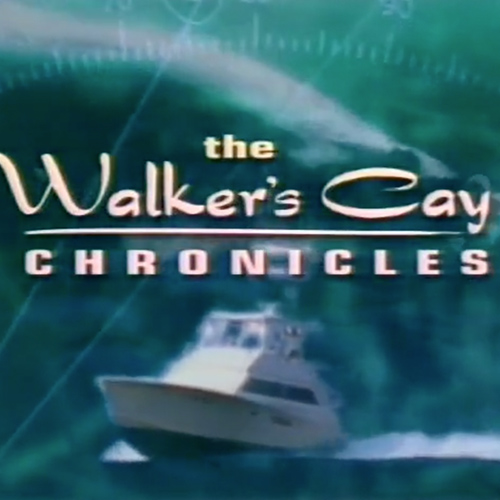 Walkers Cay Chronicles Button
