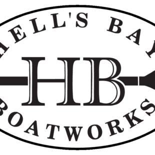 white hellsbay logo