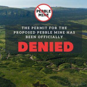 Pebble Mine Denied