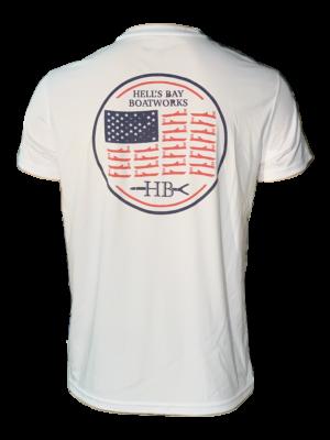 Skiff Flag T-shirt