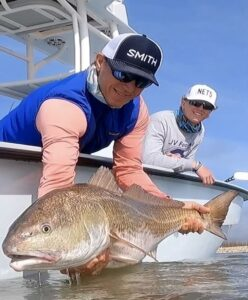 brian vaughn redfish guide